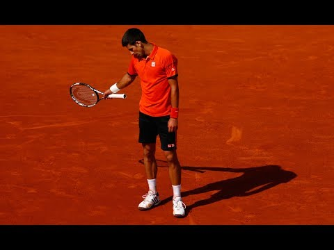 Did Djokovic Quit? (2017 French Open QF)