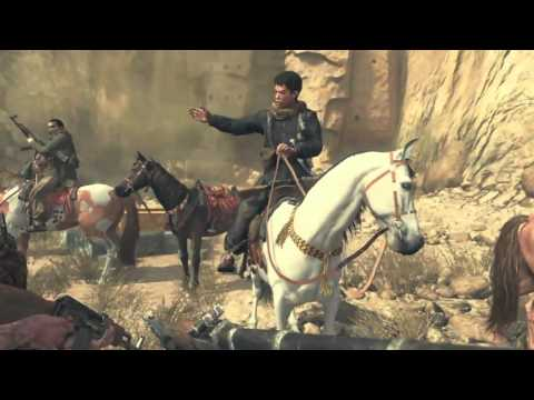Call of Duty Black Ops 2 Afghanistan Misson part 1