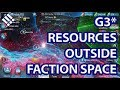 How to Mine G3 Resources Outside Faction Space // Star Trek Fleet Command