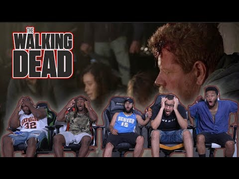 "The Walking Dead Premiere! Season 7 Episode 1 ""The Day Will Come When You Won't Be"" Reaction/Review"