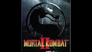 The Dead Pool - Mortal Kombat II SEGA Mega Drive