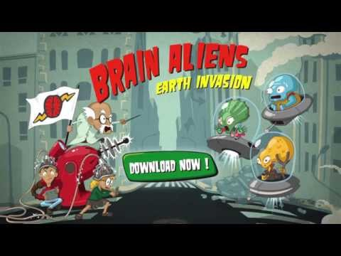 Brain Aliens: Earth For Pc - Download For Windows 7,10 and Mac