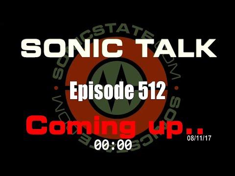 Sonic TALK 512 - Live 10