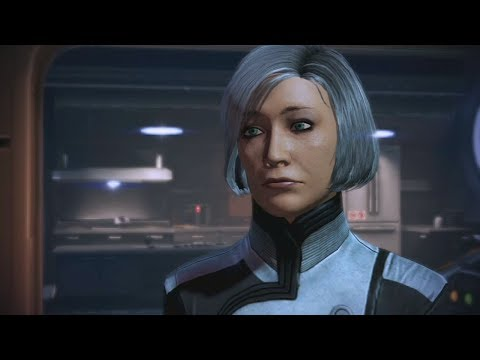 Mass Effect Trilogy: Dr. Karin Chakwas All Scenes Complete(ME1, ME2, ME3)