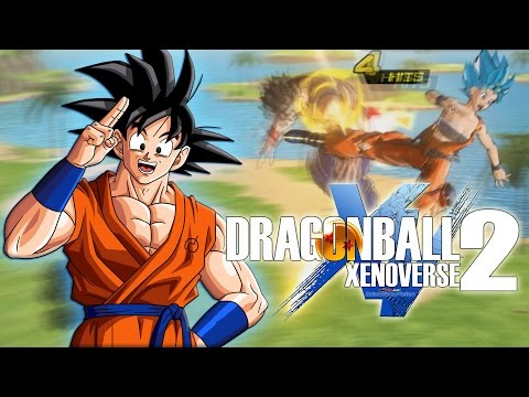 Instructor Goku - How to Get x10 Kamehameha, Spirit Bomb, Super Kamehameha - Dragon Ball Xenoverse 2