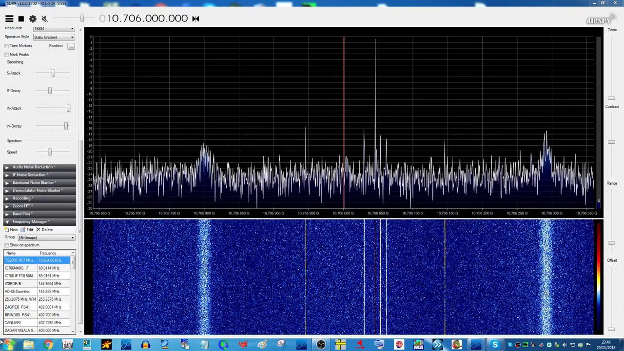 IK8XLD - Signals from 24E  ES'HAIL-2 ? - смотреть онлайн на Hah Life