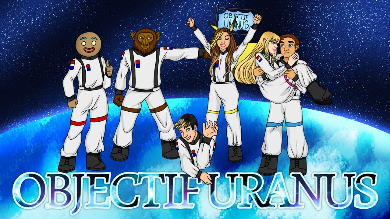 Next Stop Uranus - From Now On Things Are Gonna Be Different Around Here...