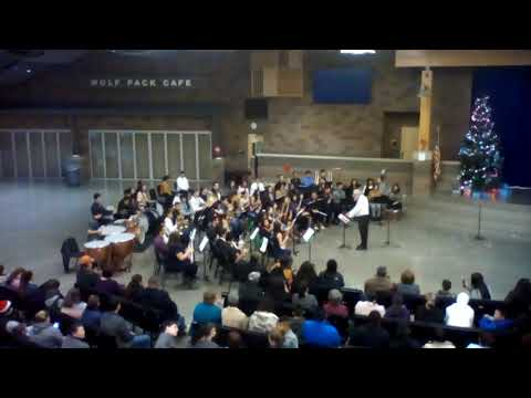 African Bell Carol by Wapato High School Band