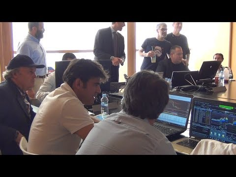 Forex Day 2017 (Madrid) - Compétition de Trading avec Davide BIOCCHI, Rob HOFFMAN et Tarek ELMARHRI