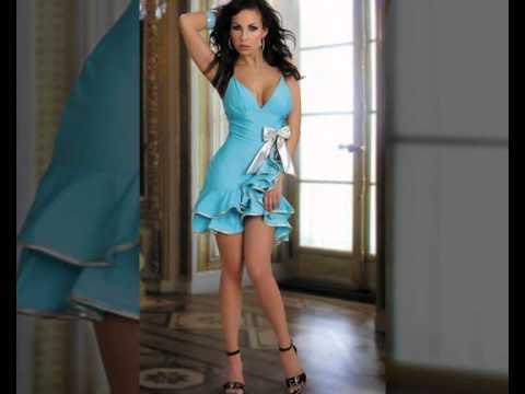 185ab173e4743a Young Fashion sexy Mode - www.modische-kleider.de - YouTube