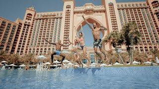 Squad Travel Goals I Atlantis, The Palm