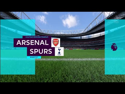 FIFA 18 | Premier League | Arsenal v Spurs | Emirates Stadium