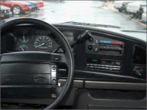 1995 Ford Club Wagon | The Wagon