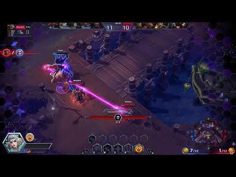 Heroes Of The Storm 2.0 Ep 88 Melenablanca Rework