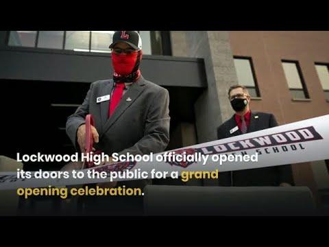 Lockwood High School opens its doors to the public