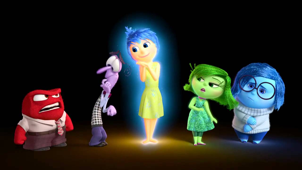 Inside Out 2015 Spot Meet Your Emotions