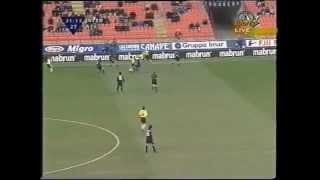 UEFA Cup 2001/2002 - Inter vs. AEK (3:1)