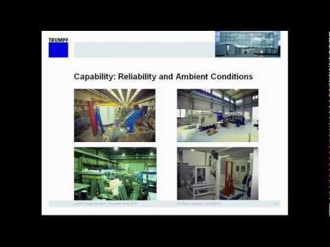 Successful Technology Approach for Lasers in Manufacturing - Peter Leibinger