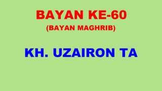 060 Bayan KH Uzairon TA Download Video Youtube|mp3