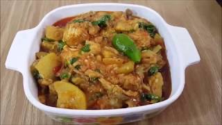 Tinday Gosht By ( Kitchen with Ruby )