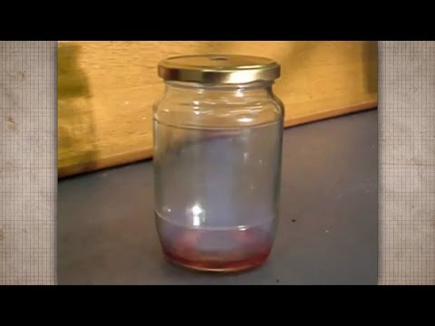 Jet Engine In A Jar