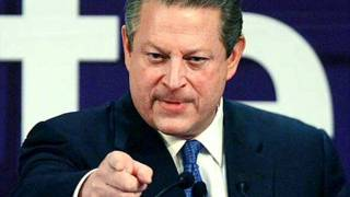 "Hilarious Al Gore unhinged calls ""bullshit"" at Aspen Institute on climate skeptics"