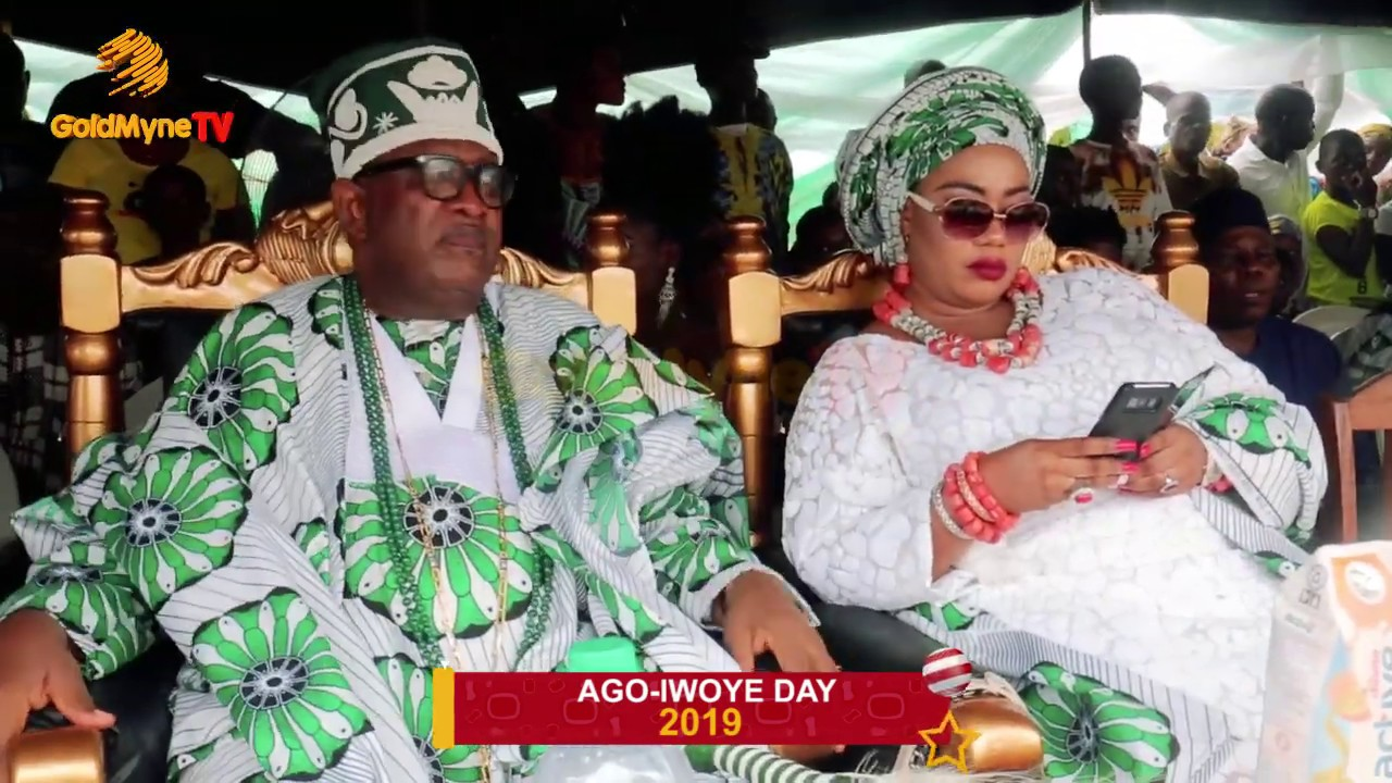 Download WATCH THE GLITZ AND GLAMOUR OF AGO IWOYE DAY 2019
