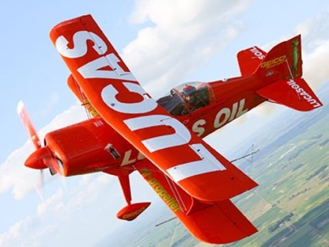 Lucas Oil Airshow & The Rusty Gatenby Review with Melinda Jacobs