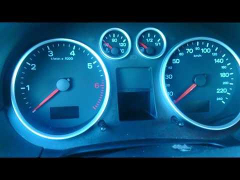 Adaptacja przepustnicy. Audi A2