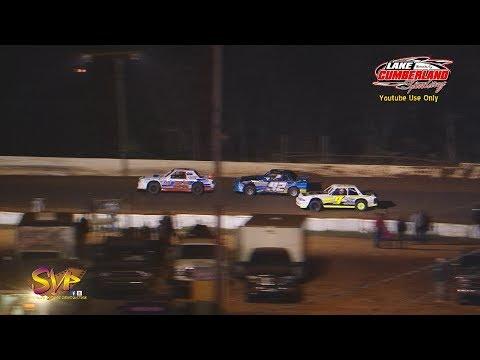 Four Cylinders | Lake Cumberland Speedway | Nov 11, 2017