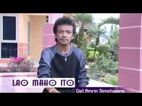 Charles Simbolon - Lao Maho Ito (Official Lyric Video)