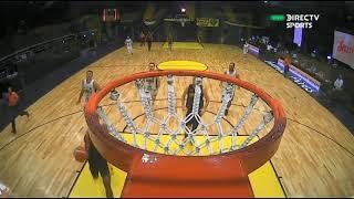 #LNB - Obras Basket 74-75 Quimsa (12/2/2021)
