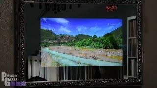 Mirror-TV @ Империя Дизайна (г. Киев)(Функциональный образец зеркала со встроенным ТВ. Тип: - Multi Frame Габариты конструкции: 150 х 100 х 13 см. Размер..., 2016-03-22T13:13:08.000Z)