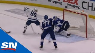 William Nylander Goes Between His Legs For Beauty Goal