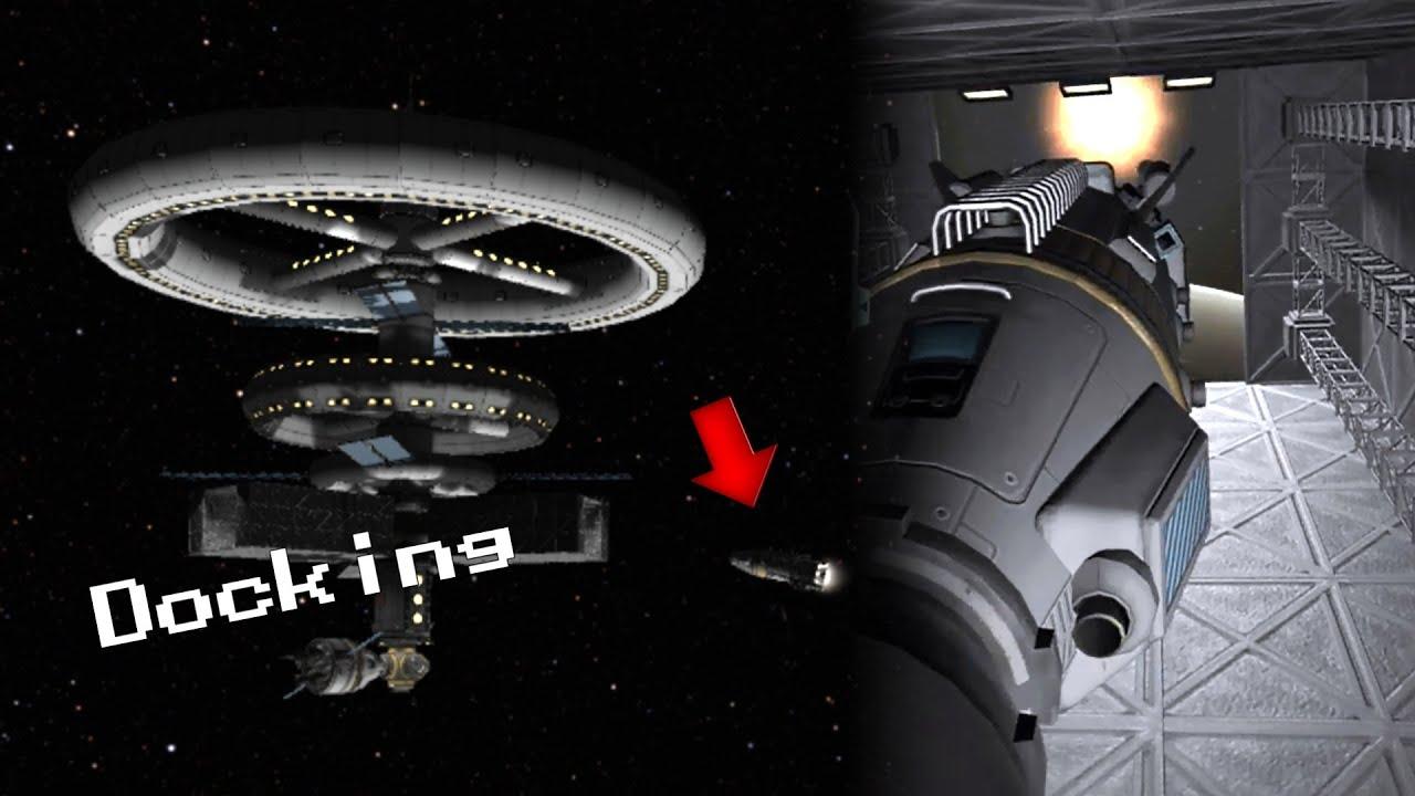 Kerbal Space Program-Spaceship Hangar!