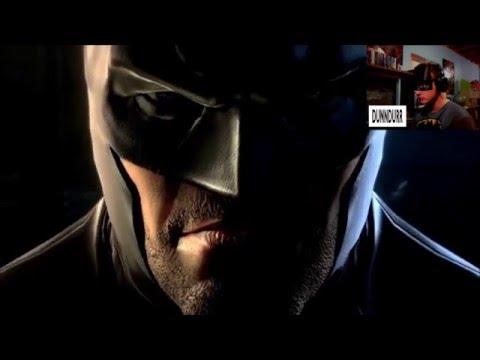 Arkham Origins: Episode 1 - Prison Break