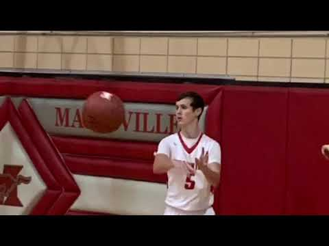 Macksville High School Basketball Homecoming February 2019