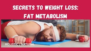 Can't Lose Weight? Watch This...