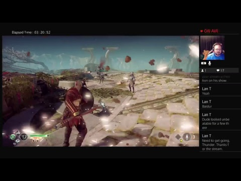 TheDJThunder's Live PS4 Broadcast!   FFXIV Online.