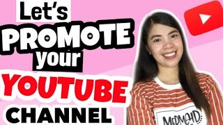 I WILL PROMOTE YOUR CHANNEL! WATCH THIS! + Youtube Tips Flex Ko lang #24 (Paangat Program)