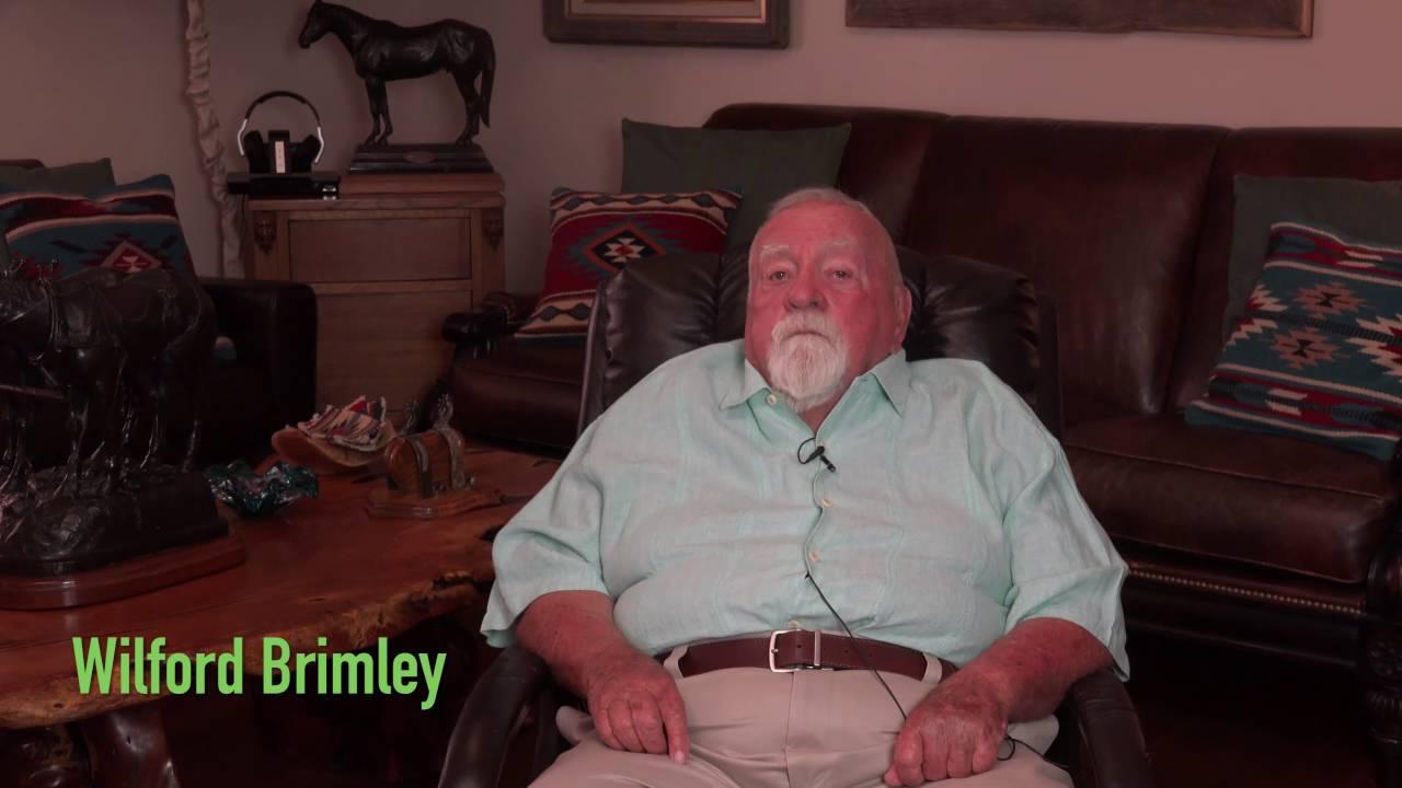 Wilford Brimley Endorsement - YouTube