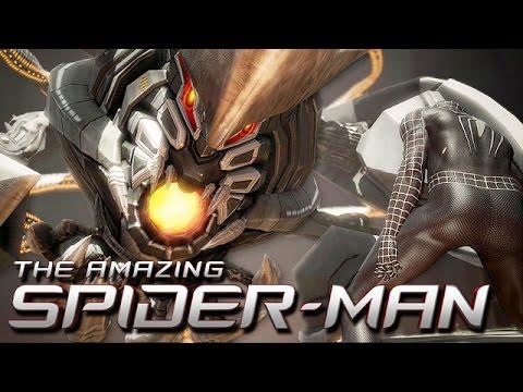 The Amazing Spider-Man Gameplay German - Alistair Smythe