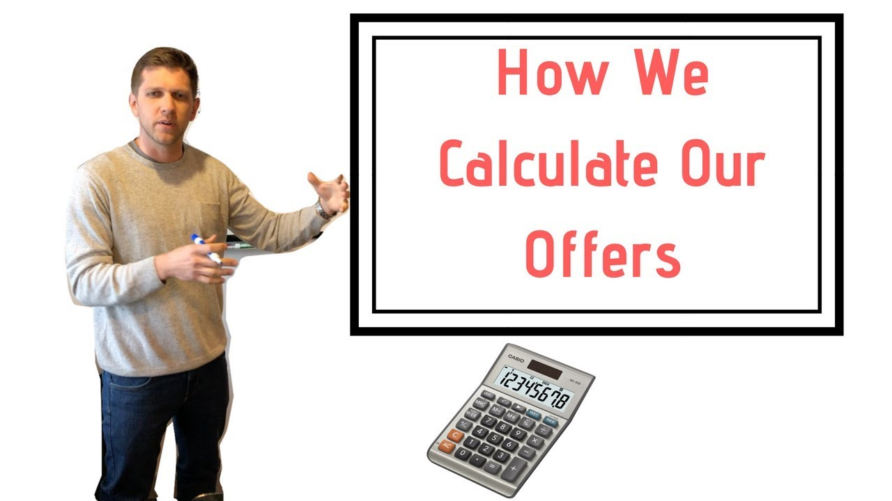 How We Calculate Our Offers | Whiteboard Wednesday