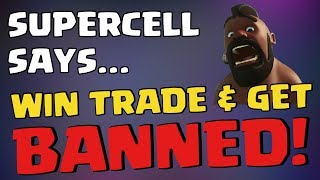 WIN TRADING IN CLAN WAR LEAGUES - SUPERCELL'S STANCE - WORLD CHAMPIONSHIP | Mister Clash