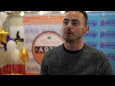 Видео: Ильшат Шабаев. Интервью на Премии ARTIS-2016