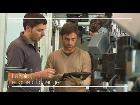 Lazpiur Corporate video