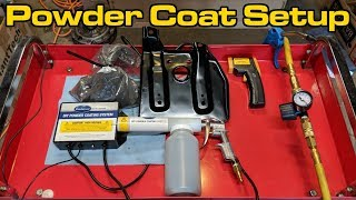 Powder Coating At Home - Everything You Need