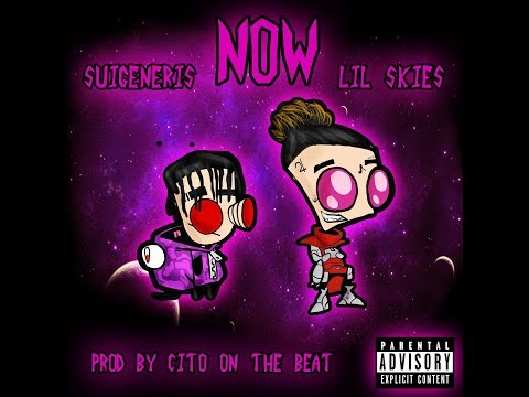 "Suigeneris ""NOW"" Feat. Lil Skies prod. by cito on the beat (OFFICIAL AUDIO)"