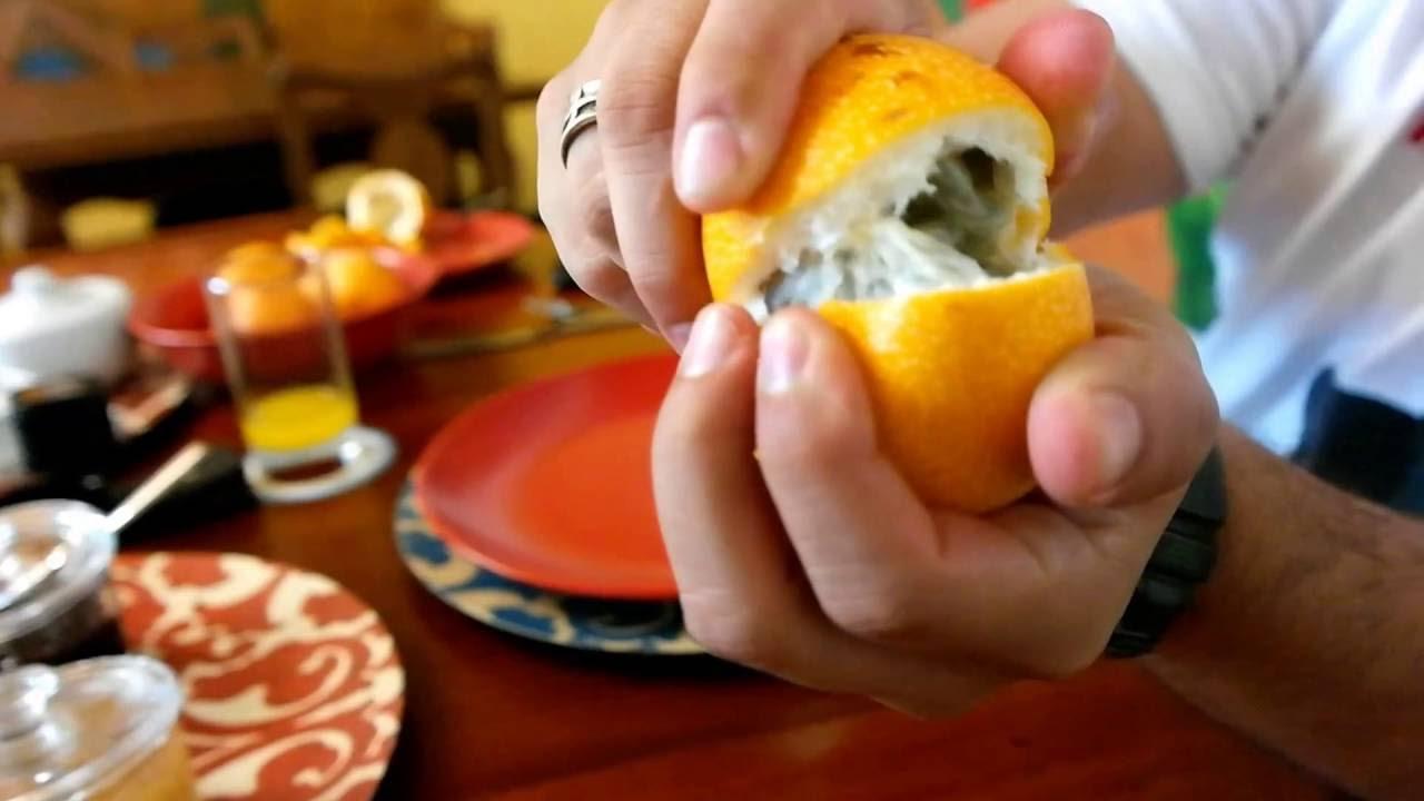 peruvian fruit granada youtube