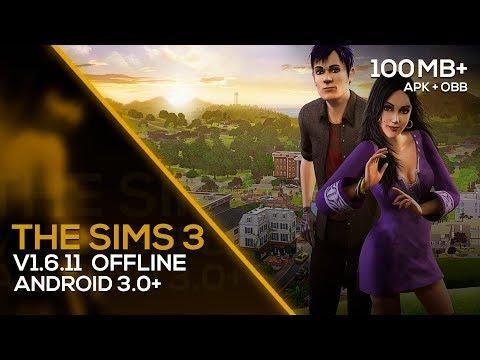 The Sims 3 V1.6.11 APK + OBB (OFFLINE) ATUALIZADO